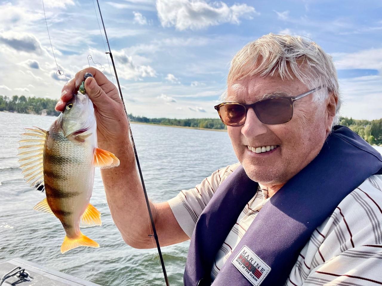 Christer fyllde 75 år!